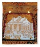 Residenz Theatre 3 Fleece Blanket