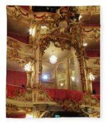Residenz Theatre 5 Fleece Blanket