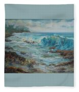 Return To Innocence Fleece Blanket