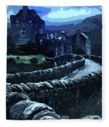 Return To The Dark Tower  Fleece Blanket