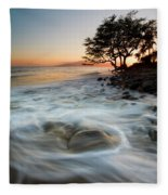 Return To The Sea Fleece Blanket