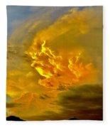 Revelation Fleece Blanket