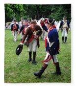 Reviewing The Troops Fleece Blanket
