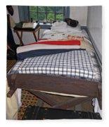 Revolutionary War Bedroom Fleece Blanket