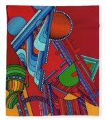 Rfb0301 Fleece Blanket