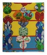 Rfb0330 Fleece Blanket
