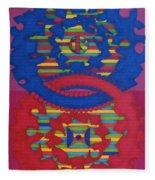 Rfb0418 Fleece Blanket