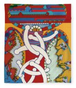Rfb0424 Fleece Blanket