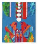 Rfb0431 Fleece Blanket