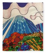 Rfb0523 Fleece Blanket