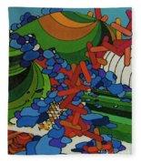 Rfb0541 Fleece Blanket
