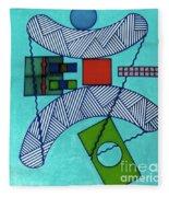 Rfb0555 Fleece Blanket