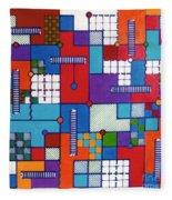 Rfb0565 Fleece Blanket
