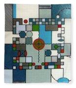 Rfb0568 Fleece Blanket