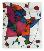 Rfb0578 Fleece Blanket