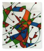 Rfb0589 Fleece Blanket