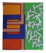 Rfb0633 Fleece Blanket