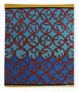 Rfb0703 Fleece Blanket