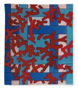 Rfb0805 Fleece Blanket