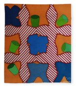 Rfb0806 Fleece Blanket