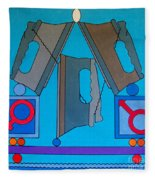 Rfb0903 Fleece Blanket