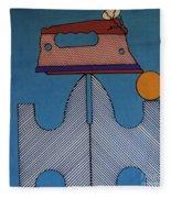 Rfb0913 Fleece Blanket