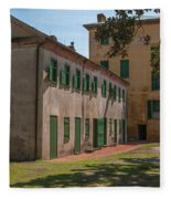 Rhett House Grounds Fleece Blanket