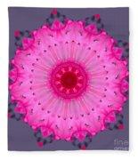 Rhoda Mandala Fleece Blanket