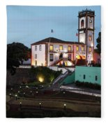 Ribeira Grande Town Hall Fleece Blanket