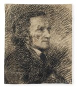 Richard Wagner  Fleece Blanket