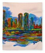 Richmond Spin Fleece Blanket