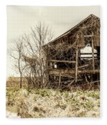 Rickety Shack Fleece Blanket