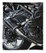 Rider Fleece Blanket