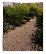 Ridge Trail No2 Fleece Blanket