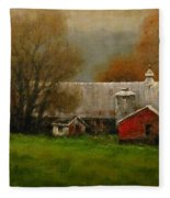 Ridgefield Farm Fleece Blanket