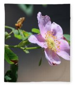 Rimrock Rose Fleece Blanket
