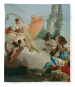 Rinaldo Enchanted By Armida Fleece Blanket