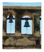 Ringing Bells Fleece Blanket