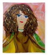 Rinna Bella Fleece Blanket