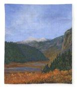 Rio Grande Headwaters Fleece Blanket