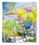Rioja Spain 04 Fleece Blanket