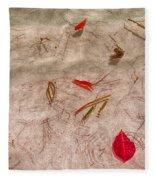 Ripple Fleece Blanket