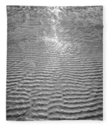 Rippled Light Fleece Blanket