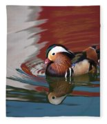Ripples Fleece Blanket