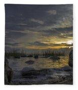 Rise And Shine Fleece Blanket