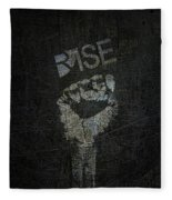 Rise Power Fleece Blanket