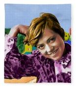 Rita Pavone Collection - 1 Fleece Blanket