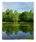 Ritter Springs Pond Fleece Blanket