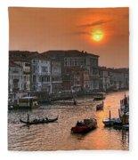 Riva Del Ferro. Venezia Fleece Blanket