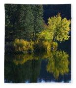 River Bend Fleece Blanket